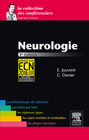 Neurologie - ELSEVIER / MASSON - La collection des conférenciers - E.JOUVENT, C.DENIER