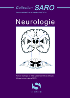 Neurologie - S EDITIONS - Collection SARO - Sabrina HAMROUN, Romain GAROFOLI